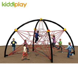 children outdoor rope master game play equipment