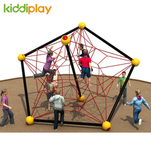 Kids Outdoor Playground Climbing Equipment Sets