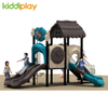 Professional Design Commercial Kids Playground, Children Indoor And Outdoor Small Slide Games Park