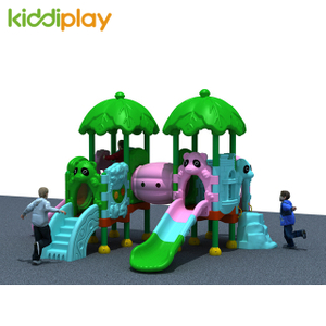 Wholesale Kiddi Play Plastic Series Outdoor Children Playground Equipment
