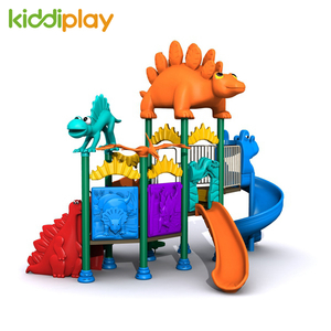 KiddiPlay Plastic Children Dinosaur Series Outdoor Equipment Playground