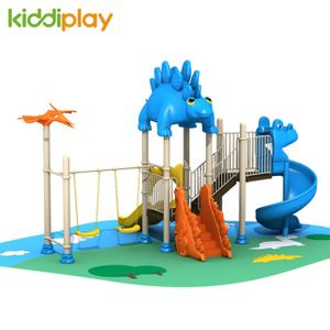 Children Outdoor Dinosaur Series Area Daycare Playground Equipment