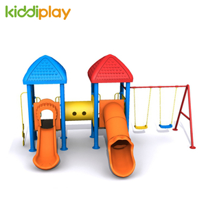 Professional Custom Outdoor Playground Children's Slides