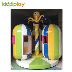 Children Amusement Park Electric Motion Soft Toys Accessories Indoor Children Playground