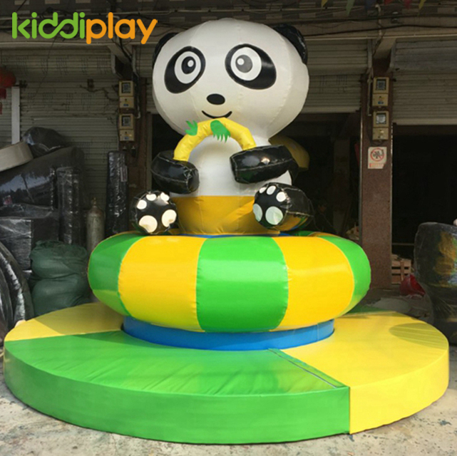 Panda Electric Motion Soft Toys Indoor Playground Accessories for Children Game