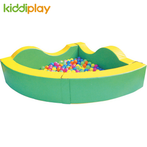 Children Play Center Indoor Playground Equipment Type Soft Play Sponge Ball Pit