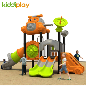 China Top Quality Airport Series Commercial Slide Outdoor Playground for Children