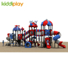 Outdoor Professional Toys Children Slide, Support Customized Outdoor Playground