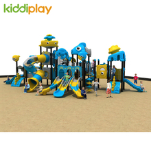 Children Park Please Outdoor Playground Dream Ocean World Slide Equipment