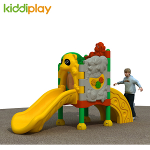 Most Popular And New Customized Kids Playground Outdoor Plastic Series Slide