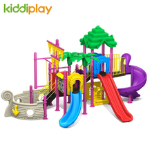 Cheap Pirate Ship Series Slide Children Outdoor Playground Equipment for Slide