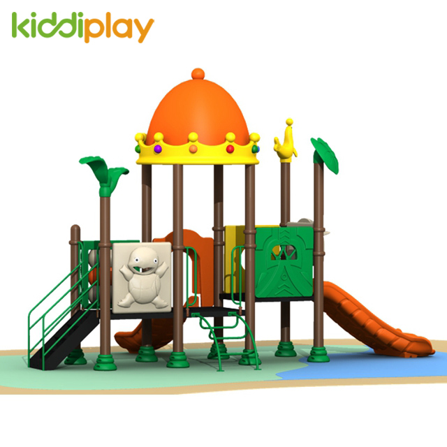 children toy for outdoor and kindergarten Castle Series playground