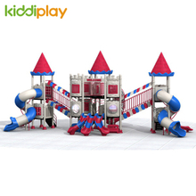 Factory Wholesale Funny Outdoor Kids Game Center Castle Series Playground