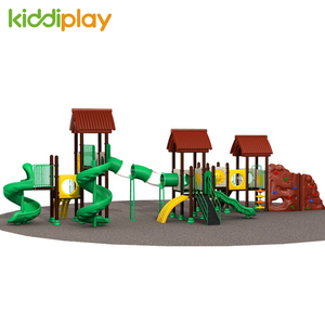 Popular Nature Series Outdoor Playground Equipment for Garden