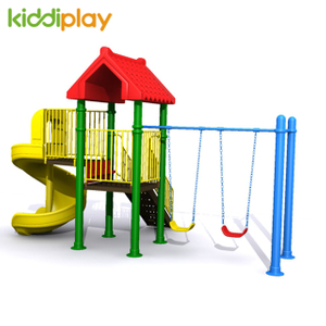 2018 China Colorful Kindergarten Outdoor Playground Equipment