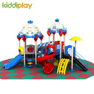 2018 Used Children Colorful Outdoor Playground Equipment