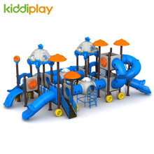 Used Kids Outdoor Beautiful Transformers Playground Equipment
