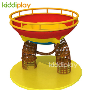Nylon Rope Indoor Playground for Children Hot Sale Equipment