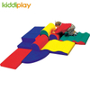 2018 New Indoor Playground Material And Kindergarten Soft Toddler Play