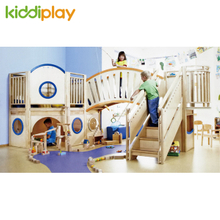 Wooden Soft Indoor Soft Play Area for Children