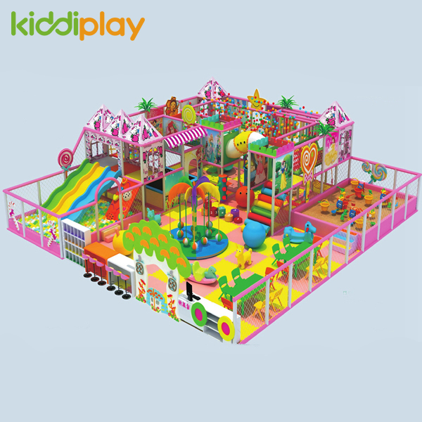 Indoor Playground Equipment Manufacturer