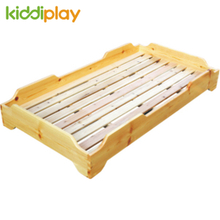 Hot Sale ! Kindergarten Wooden Children Bed