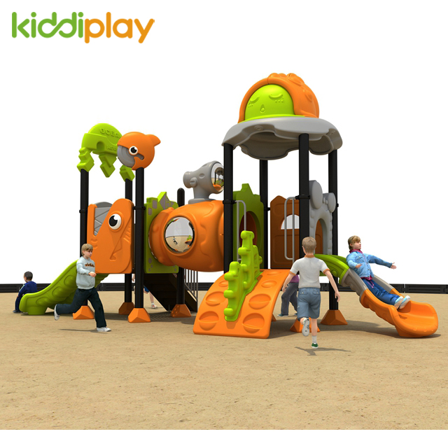Space Theme Ocean Series Outdoor Playground Park for Children