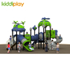 New Kids Plastic Slide Outdoor Playground, Special Design Baby Kids Outdoor Playground