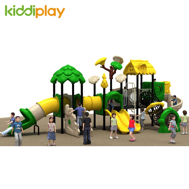 New Diversify Kids Outdoor Playground, Children Playground Equipment for Sale