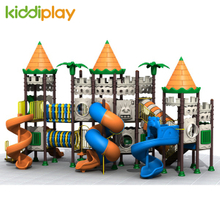 Outdoor Kiddi Play Forge Castle Series Equipment Manufacturer Playground