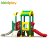 Baby Outdoor Backyard Small Series Plastic Play Ground Equipment for Sale