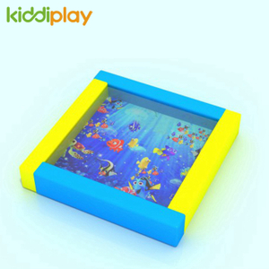 Water Bed Electric Motion Soft Toys Indoor Playground Equipment