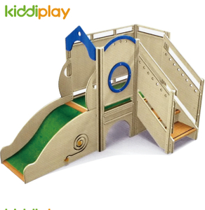 Kindergarten Nursery Children Indoor Store Display Wooden Furniture Playground