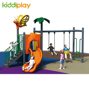 Hot Sale Outdoor Playground Swing And Slide