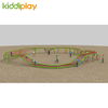 Large Outdoor Park Amusement Climbing Rope Playground