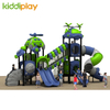 Preschool Playground Outdoor Slide, Cheap Commercial Kids Outdoor Playground