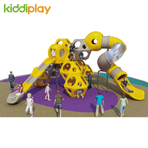 Wholesale Kids Outdoor Plastic Rock Climbing Wall