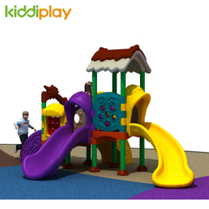 Most Popular And New Plastic Series Commercial Outdoor Playground