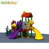 produce the best quality kids outdoor playground,plastic toys playground toys