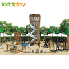 Large Wooden Park Playground for Kids