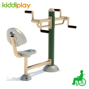 safety outdoor disability fitness equipment