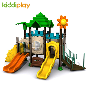 New Design Children Outdoor Playground Slides