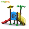 High Quality Plastic Slide Outdoor Playground Small Series