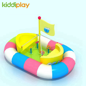 China Electric Motion Soft Toys Indoor Playground Accessories