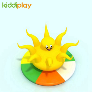 Attractive Kids Electric Motion Soft Toys Electronic Indoor Equipment Cheap Soft Play