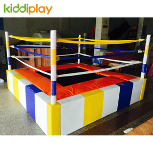 Newest Kids Indoor Playground Equipment Soft Boxing
