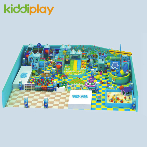 Indoor Fairy Tale Soft Play Area Equipment