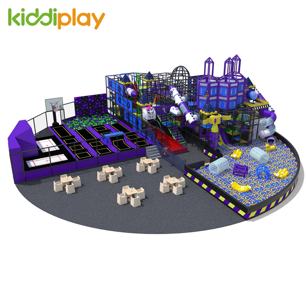 Manufacturer China Kids Soft Play Games Indoor Playground