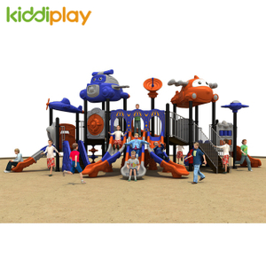 Fashionable Plastic Children Airport Series Outdoor Playground Durable Elastic