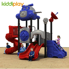 Cheap Price Children Airport Series Outdoor Playground Amusement Slides Equipment